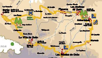 Los Pueblos del Valle de Ocón