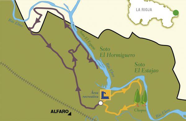 Los Sotos de Alfaro