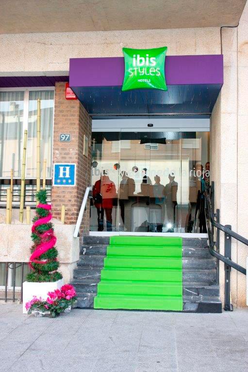 Hotel Restaurante Victoria – Ibis