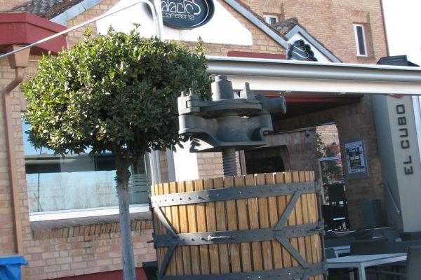 Restaurante Palacios-Ninfeo
