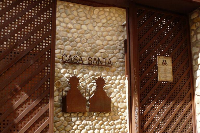 Casa Santa Centro de Interpretación de los Santos Mártires