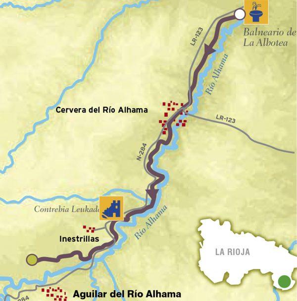 Camino Verde del Alhama