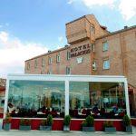 vista exterior hotel palacios alfaro
