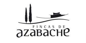 logotipo fincas de azabache