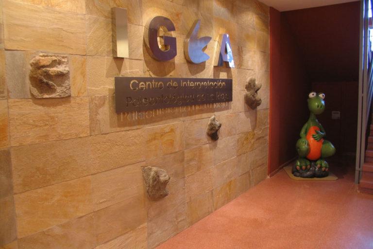 Centro de Interpretación Paleontológica (Igea)